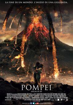 Pompei Movie Poster - 2014