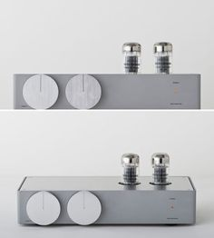 Stunning Elekit Tube Amplifier By Case-Real