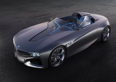 BMW Vision ConnectedDrive, the intelligent car of the future