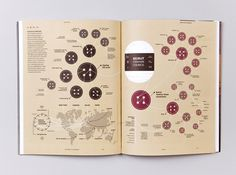 Infographics and illustrations / The Oupost by Romualdo Faura, via Behance