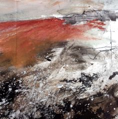 A Year on Dartmoor — Anita Reynolds Pastel Landscape, Abstract Landscape Painting, Contemporary Landscape, Landscape Art, Contemporary Artists, Landscape Paintings, Abstract Art, Dartmoor, Mixed Media Canvas