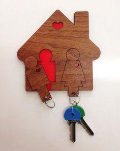 #جاكليدي #خانه #كليد #قلب #عشق #هديه #كادو #كادويي #چوب #چوبي #ليزر #ديواري #آويز #wood #key  #wall  #gift #laser #lasercut #valentine #love #home #homedecor by aavije