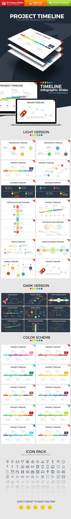 Project Management Google Slides Template   Google Slides     Buy Project Timeline PowerPoint Template by RRgraph on GraphicRiver  Project  Timeline PowerPoint Presentation Template is PowerPoint Template that