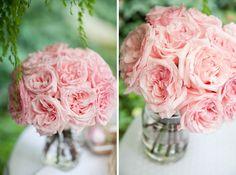photo via garden rose bouquet garden roses and spray roses