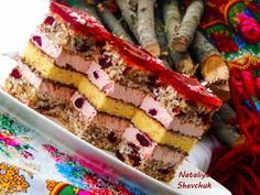 Comments in Topic Russian Desserts, Russian Recipes, Baking Recipes, Cake Recipes, Dessert Recipes, Köstliche Desserts, Delicious Desserts, Traditional Cakes, Sweet Cakes