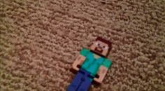 Steve will no longer be Papercraft because most of the other characters are not paper. Some characters will still remain papercrafted.
