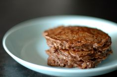 I made these pancakes long time ago with corn, check out the recipe Coconut Pancakes . It's so simple and easy to make. No corn in th...
