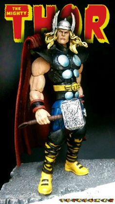 The Mihgty Thor Custom Action Figure