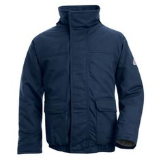a89b4816ee0f Bulwark JLR8 Insulated Bomber Jacket - EXCEL FR ComforTouch http   www. uniforms