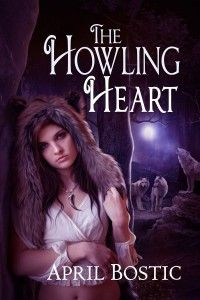 The Howling Heart by April Bostic {Paranormal Romance}