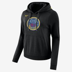 Golden State Warriors City Edition Nike Women s NBA Hoodie by Nike 1f54d50f1