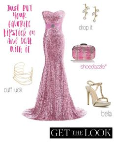 """Get the Look: Met Gala 2016"" by inglewooddiva on Polyvore featuring Bela, GetTheLook and MetGala"