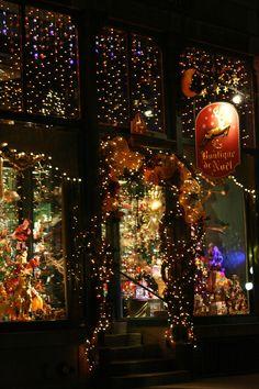 Visite à Québec: la boutique de Noël!