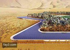 ألبوم #الإمارات ستحتضن أكبر منتجع صديق للبيئة في العالم #واحة_إيكو -6