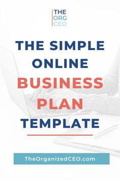 This business plan template was designed specifically for online business owners. It will help you learn how to write a business plan, what to include, and set the foundation for your small business. Online Business Plan, Free Business Plan, Creating A Business Plan, Make Business, Business Plan Template, Business Planning, Business Tips, Business Organization, Online Entrepreneur