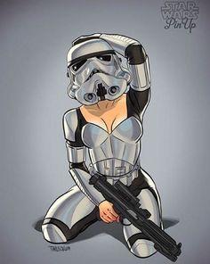 Star Wars Pin-Ups   Inked Magazine
