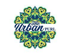 The Urban Purl 2 Logo: We offers Custom & Professional Logo Design and Graphic Design Services. Visit our exclusive Logo Design Portfolio. 2 Logo, Professional Logo Design, Graphic Design Services, Creative Logo, Portfolio Design, Web Design, Branding, Blackpool, Urban