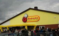 biedronka, the best
