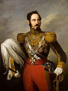 Reinado de Isabel II de España - Baldomero Espartero.