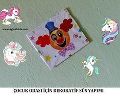 Çocuk Odası için Dekoratif Süs Yapımı | Eğlen Bizle