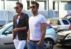 Tommy Ton's Street Style: Milan