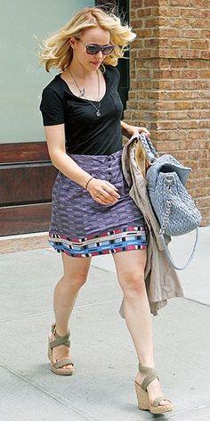 Rachel McAdams Fashion and Style - Rachel McAdams Dress, Clothes, Hairstyle - Page 13
