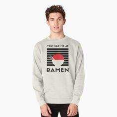 T-shirt 'Monsieur panda a faim ' par SilkyBitter Crew Neck Sweatshirt, Graphic Sweatshirt, Pullover, Elite 3, Abstract Illustration, Panda, Design T Shirt, Cute Bee, Vintage T-shirts