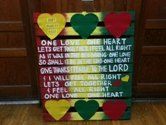 rasta party decorations - Google Search