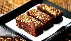 Rica receta de Brownie Método Grez muy bajo en carbohidratos y fácil de preparar para los antojos dulces que dan a la hora del té.