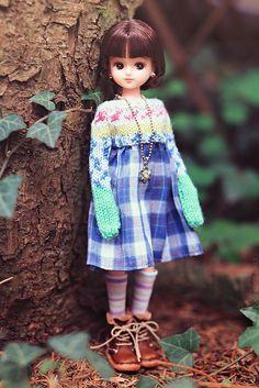 Licca in Cangaway dress <3 | by houseofduke