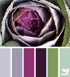 Blurb ebook: Design Seeds Color Almanac by Jessica Colaluca Colour Pallette, Color Palate, Colour Schemes, Color Patterns, Color Combinations, Design Seeds, World Of Color, Color Of Life, Palette Deco