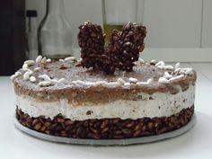 #cheesecake #nutella #risosoffiato #postre