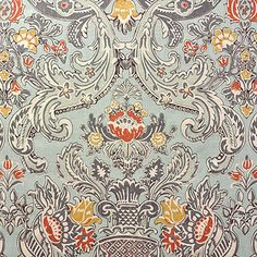 My Fabric Connection - Magnolia Fabrics Keeley Sky, $35.28 (http://www.myfabricconnection.com/magnolia-fabrics-keeley-sky/)