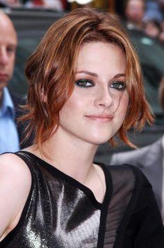 Kristen Stewart Eyes
