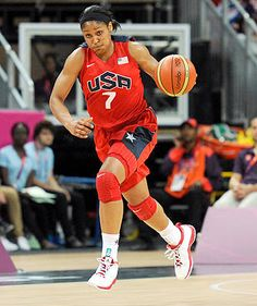 Team USA smashed Canada 91-48 on Tuesday's quarterfinals, & Maya Moore scored 11 points in the rout.