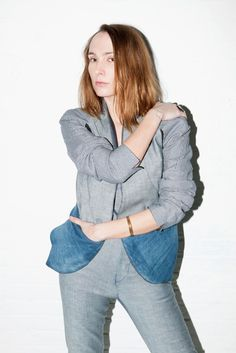 Threeasfour Fall 2015 Ready-to-Wear - Collection - Gallery - Style.com