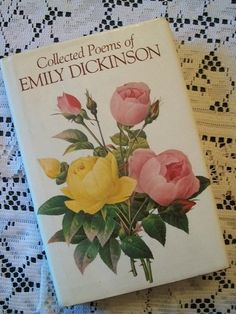 Collected Poems of Emily Dickinson. Hardcover and Dust Jacket.