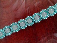 "Tutorial: Beaded choker with pearls (Wedding style) / Чокер из бисера и жемчуга ""Леди"" (свадебный) - YouTube"