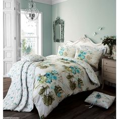 THE FASHION CITY VINTAGE A modern life style, luxury, non-iron Duvet Cover Sets…