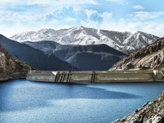 Dam Karaj Iran. We used to go there when we lived in Iran. Amazing place