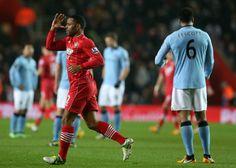 Southampton (3-1) Man City 10/02/2013  Jason Puncheon