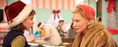 Primer 'teaser' tráiler de 'Carol' con Cate Blanchett y Rooney Mara - Noticias de cine - SensaCine.com