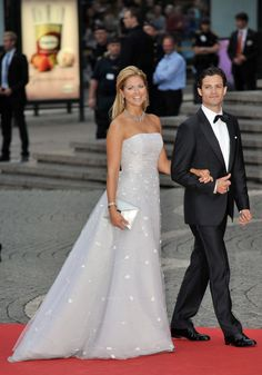 Princess Madeleine and Prince Carl Philip