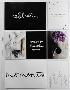 Classic and simple layout January 2016 Project Life Project Life Scrapbook, Project Life Album, Project Life Layouts, Project Life Cards, Project Life Baby, Scrapbook Designs, Scrapbook Pages, Project Life Organization, Album Diy