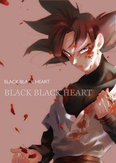 Black Dragon Ball Super Artista desde pixiv.net_ Ay