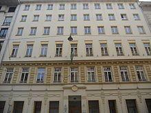 Embaixada do Brasil em Viena.