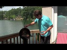 HOW TO: Grilled Balsamic Pork Chops from Dadgum That's Good Cookbook