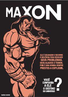 TEASER MAXON.