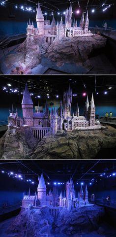 Harry potter set design