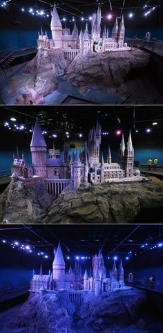 Harry potter set design